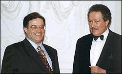 Евгений Цодоков и Святослав Бэлза