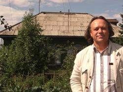 Дом, в котором Владимир Галузин провел свое детство