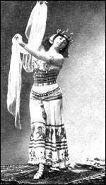 Крушельницкая в роли Саломеи