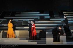 'Мария Стюарт'. Сцена из спектакля