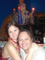 Наталия Тимченко и Владимир Галузин