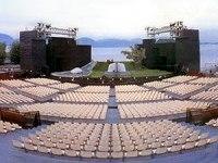 Театр под открытым небом в Торре дель Лаго