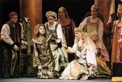 Царская невеста в Михайловском театре