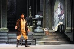 'Тоска' в Театре Верди в Салерно