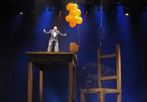 'Любовь к трем апельсинам' в Театре им. Сац