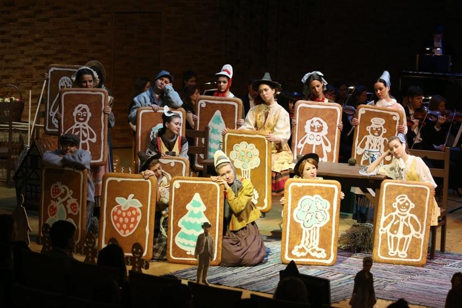 Концертный зал мариинского театра гензель и гретель