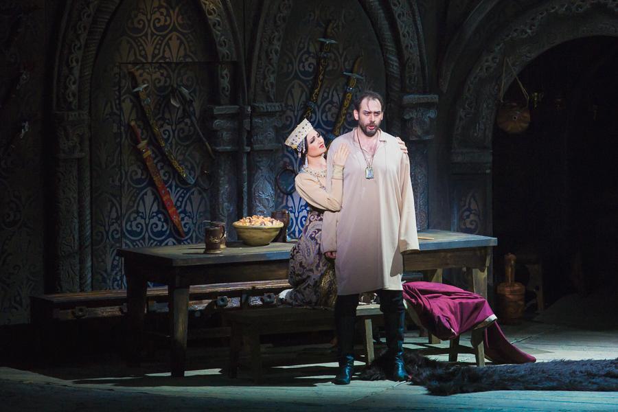 Премьера «Царской невесты» в Белорусской опере