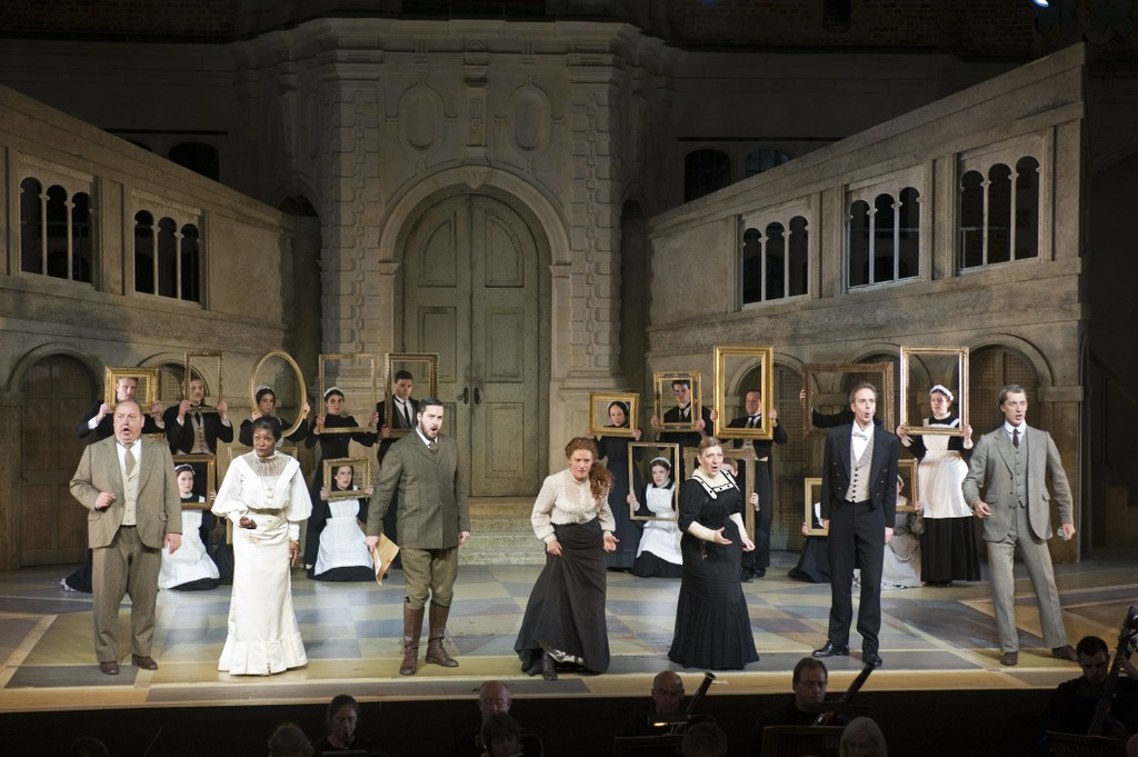 Marriage of figaro glyndebourne 2012 cast of downton